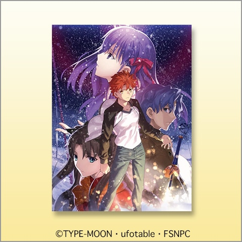 劇場版「Fate/stay night [Heaven's Feel]」I. presage flower ポスタープレゼント