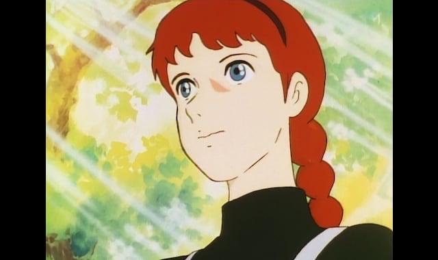 アン ブローチ 事件 赤毛 の