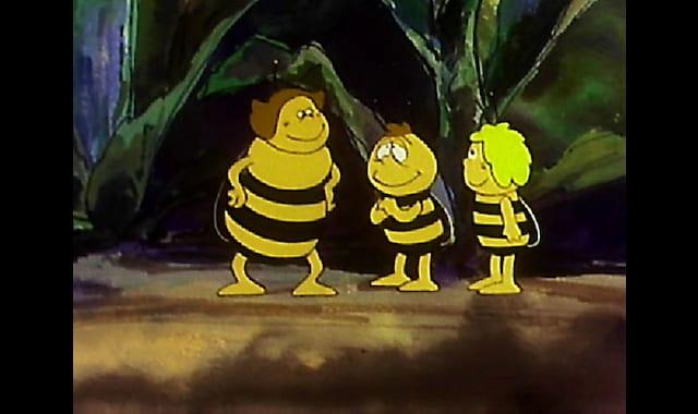 蜜蜂 マーヤ