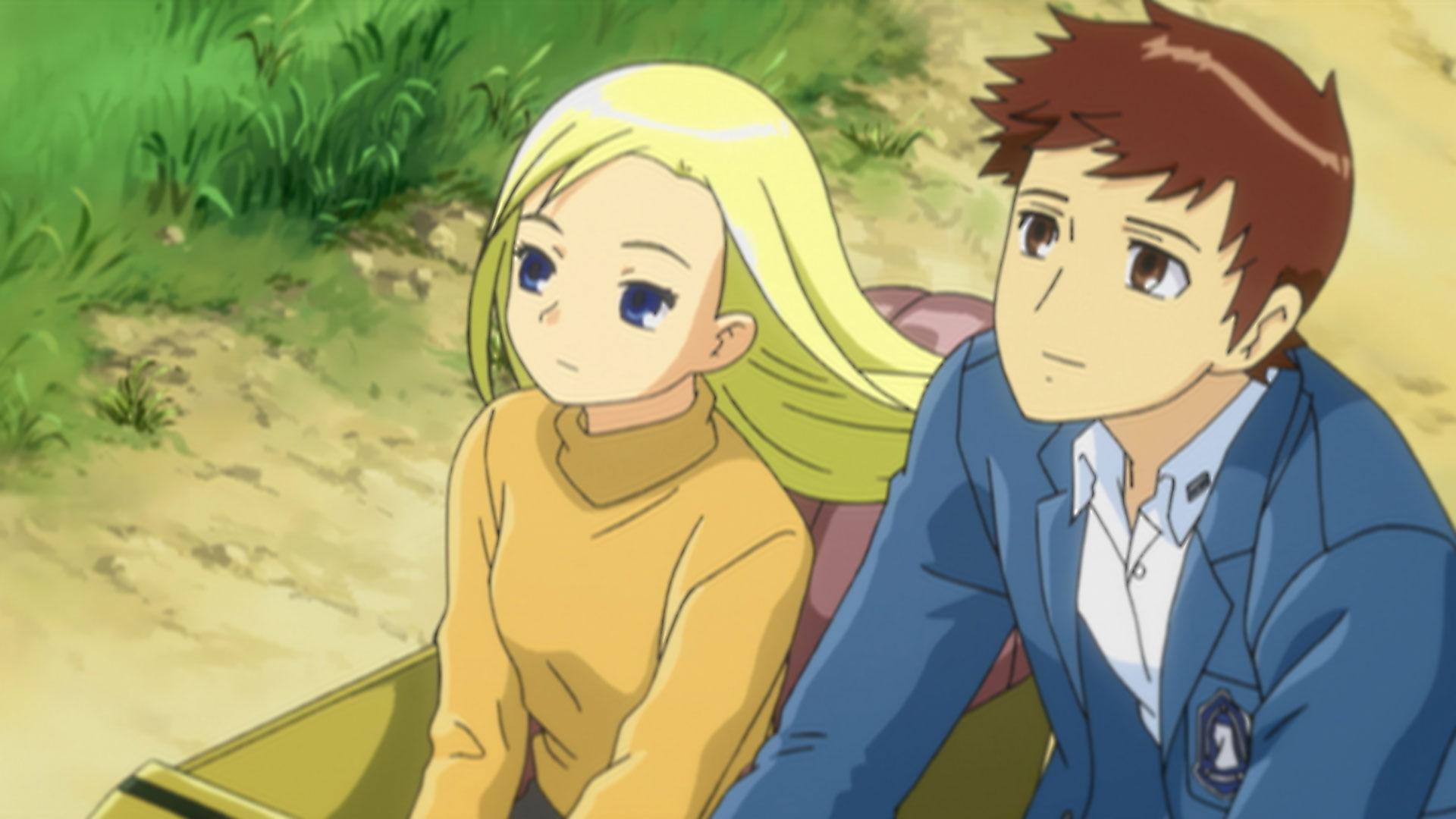 アリソン と リリア