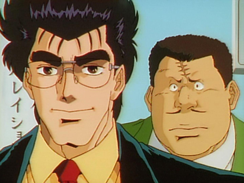 難波金融伝 ミナミの帝王/アニメ・バージョン