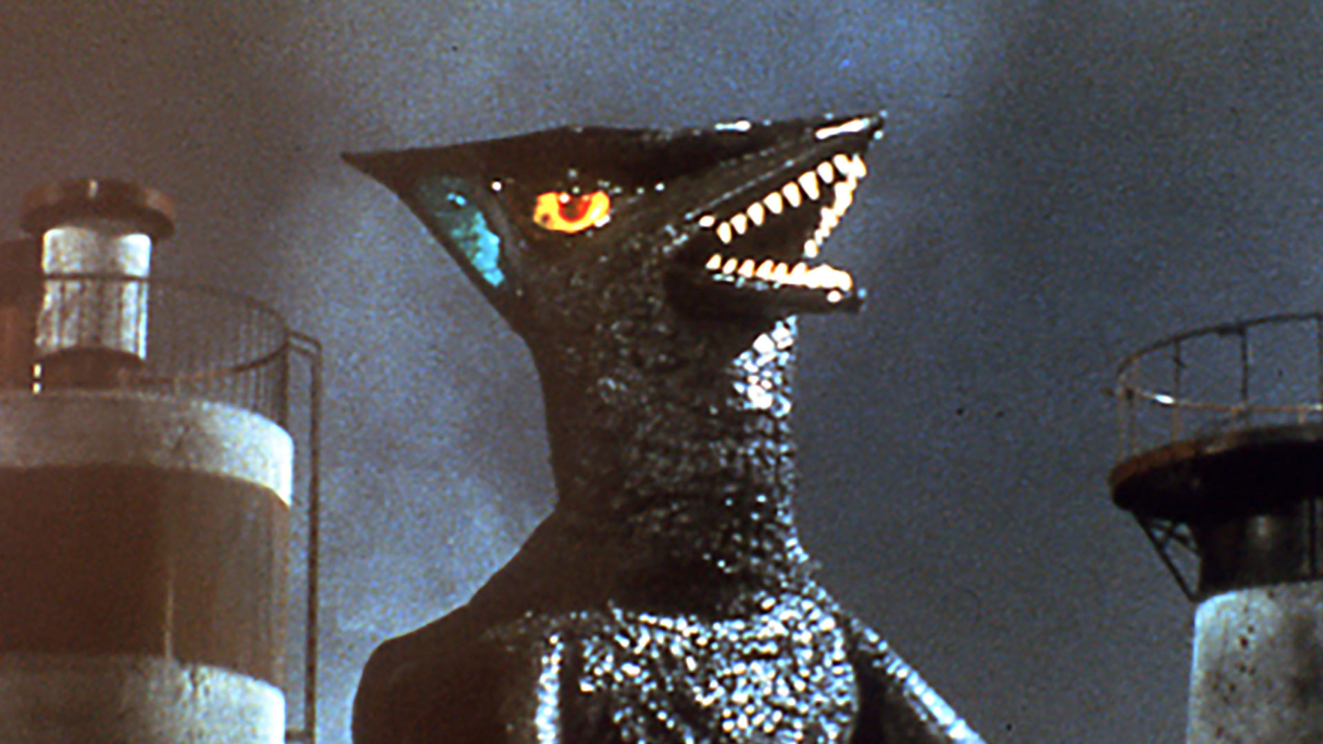 大怪獣空中戦 ガメラ対ギャオス