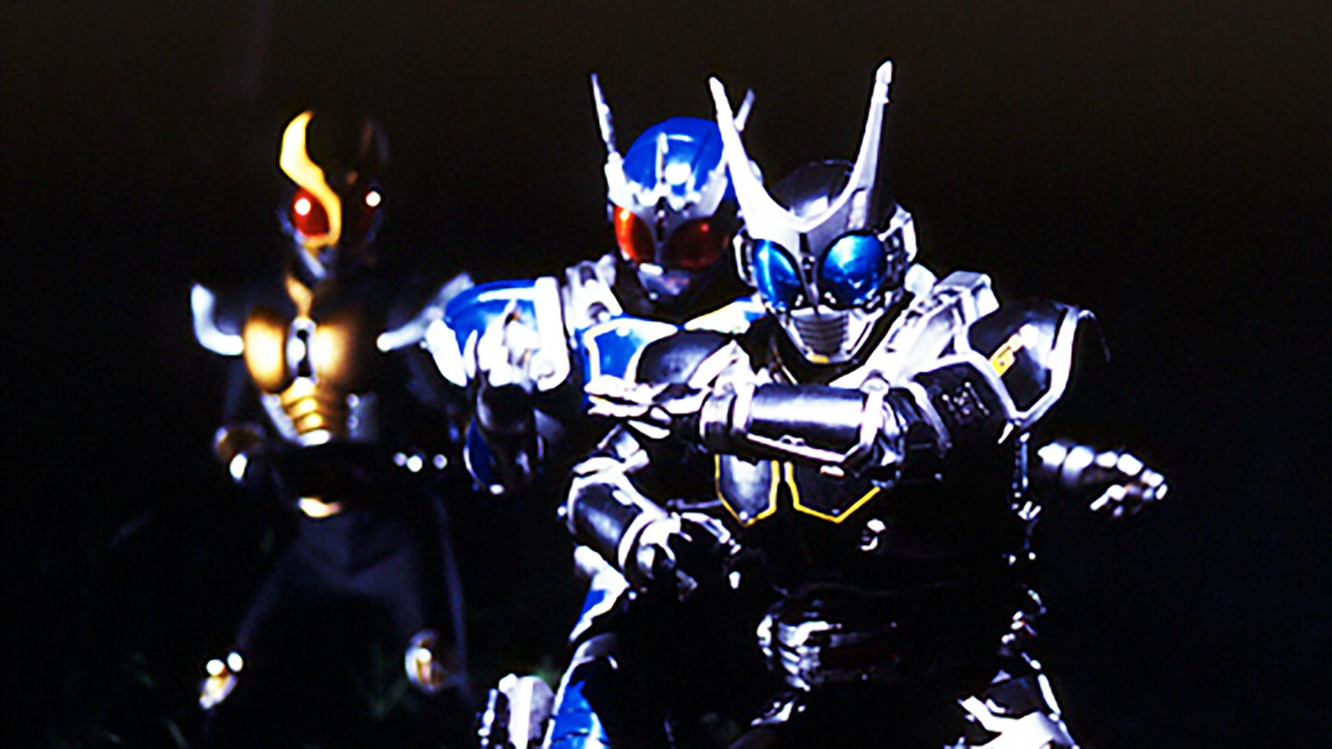 仮面ライダーアギト PROJECT G4(劇場版)