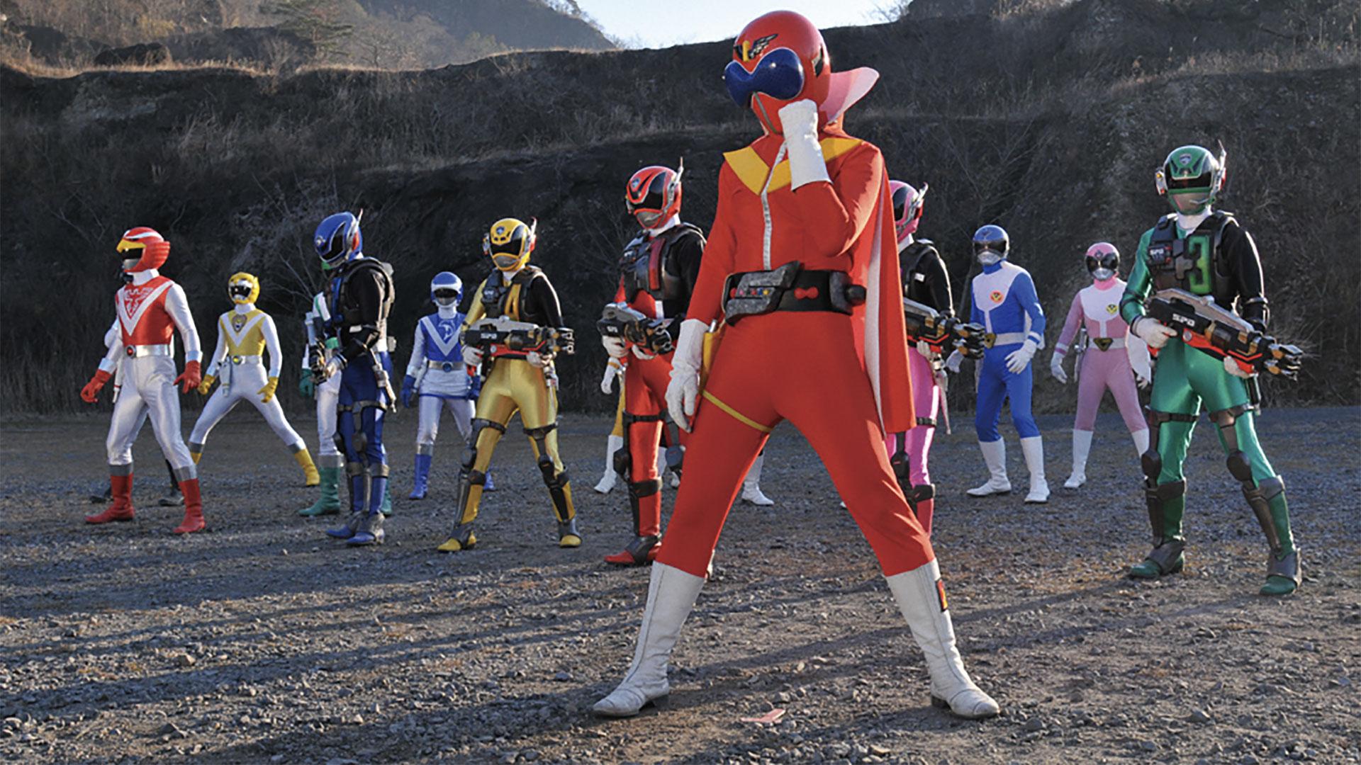 仮面ライダー×スーパー戦隊 スーパーヒーロー大戦(劇場版)