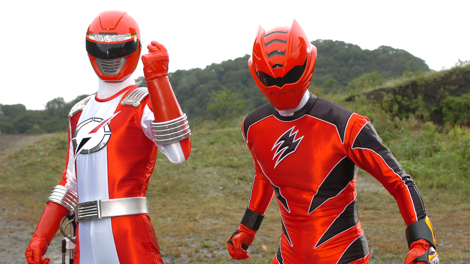獣拳戦隊ゲキレンジャーVSボウケンジャー