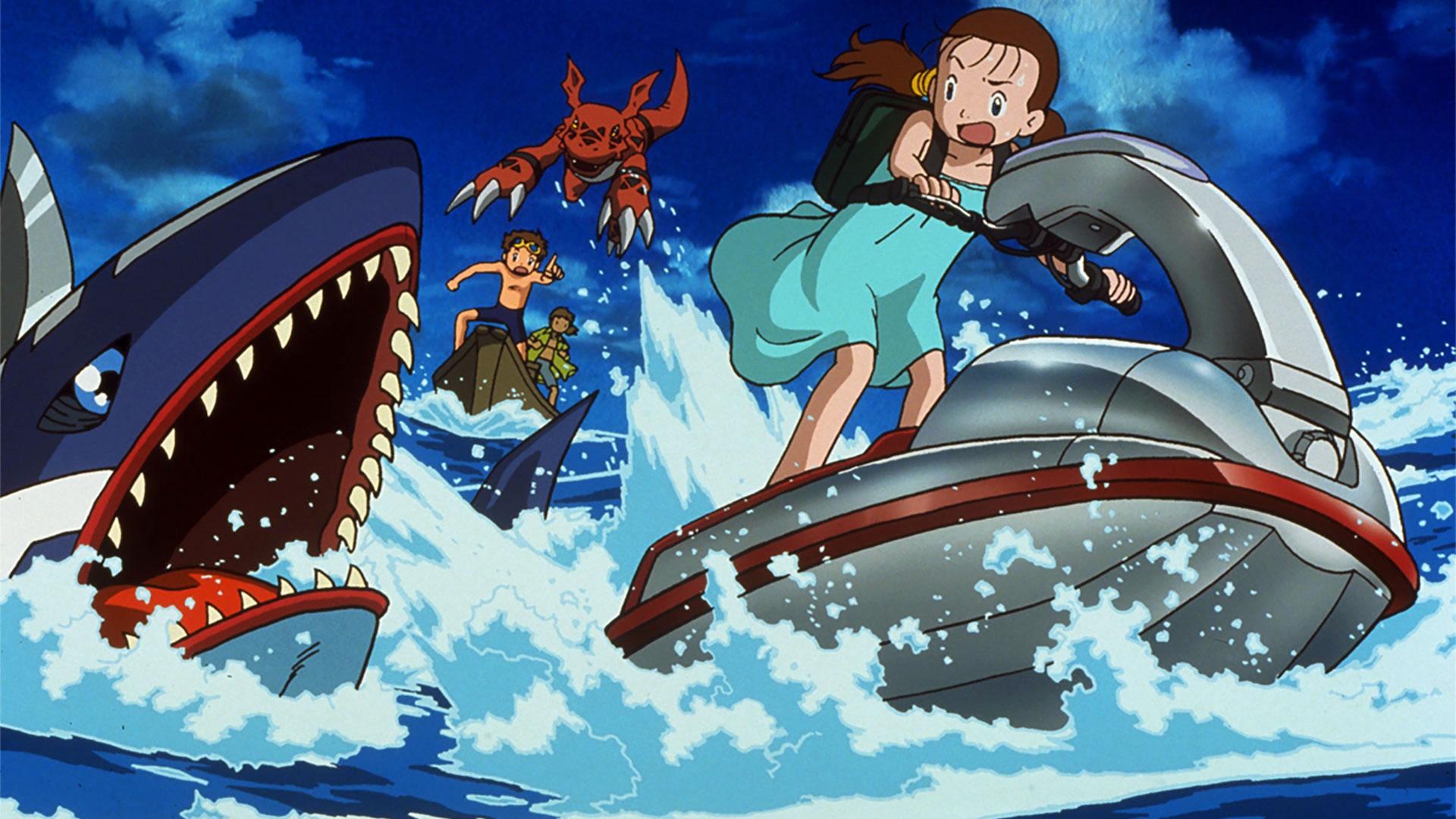 デジモンテイマーズ 冒険者たちの戦い