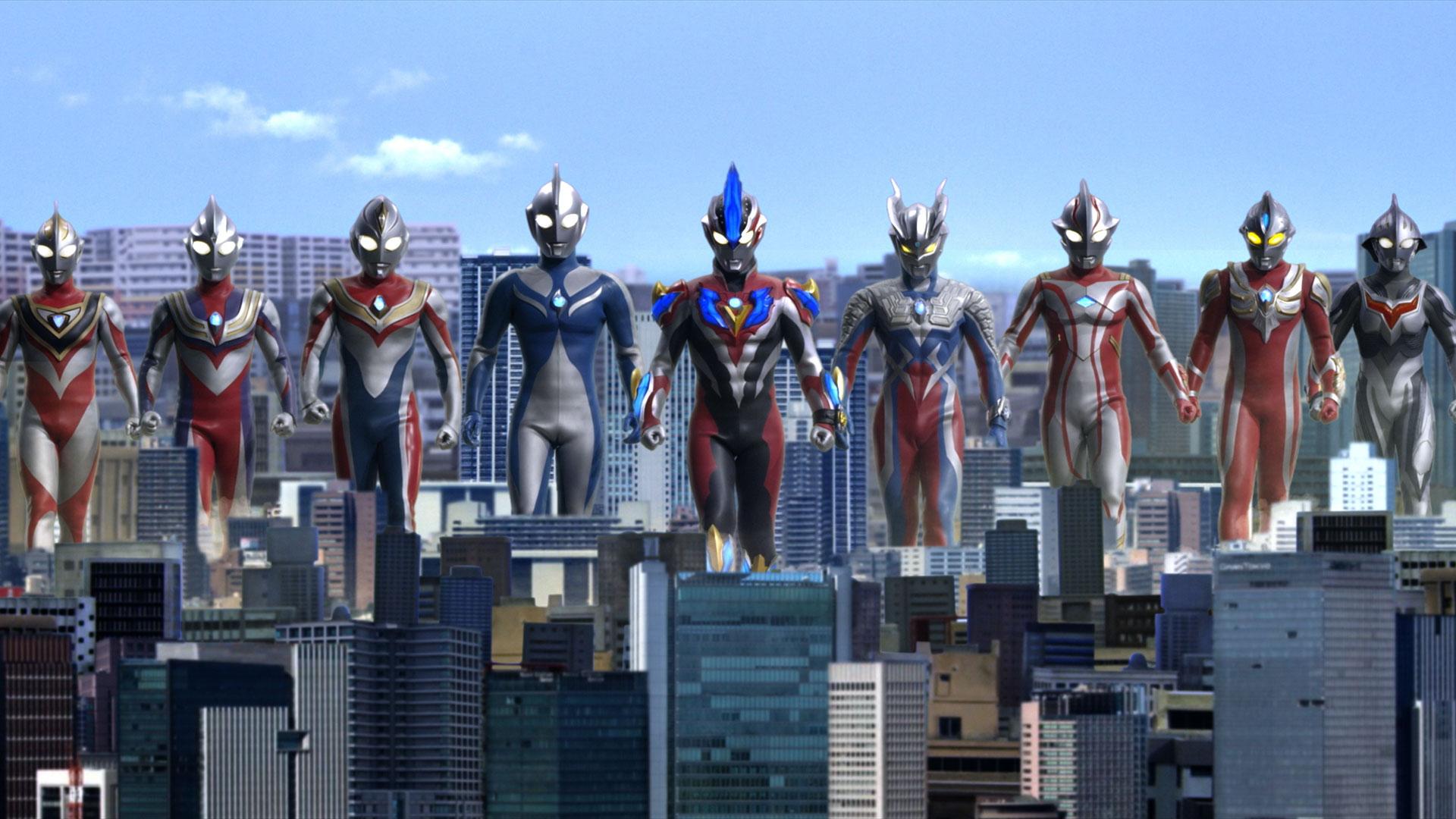 劇場版 ウルトラマンギンガS 決戦!ウルトラ10勇士!!