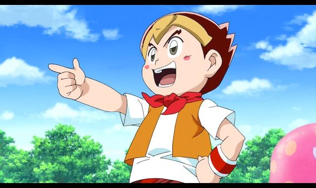 主役がチェンジっ!?切札勝太の息子、その名も切札ジョーっ!