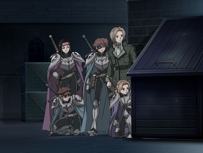 クラスターエッジ(Secret Episode)