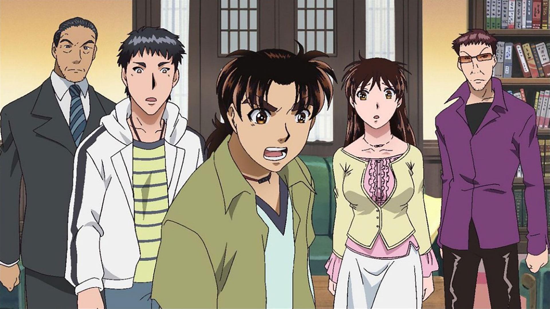金田一少年の事件簿 オペラ座館・最後の殺人