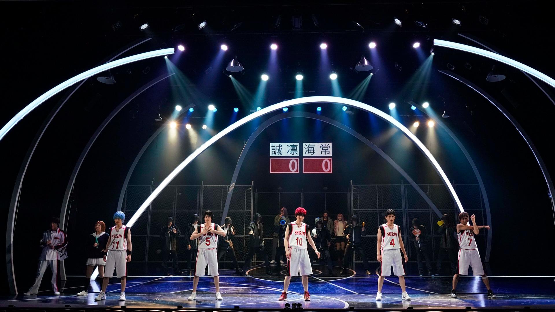 舞台「黒子のバスケ」ULTIMATE-BLAZE本公演