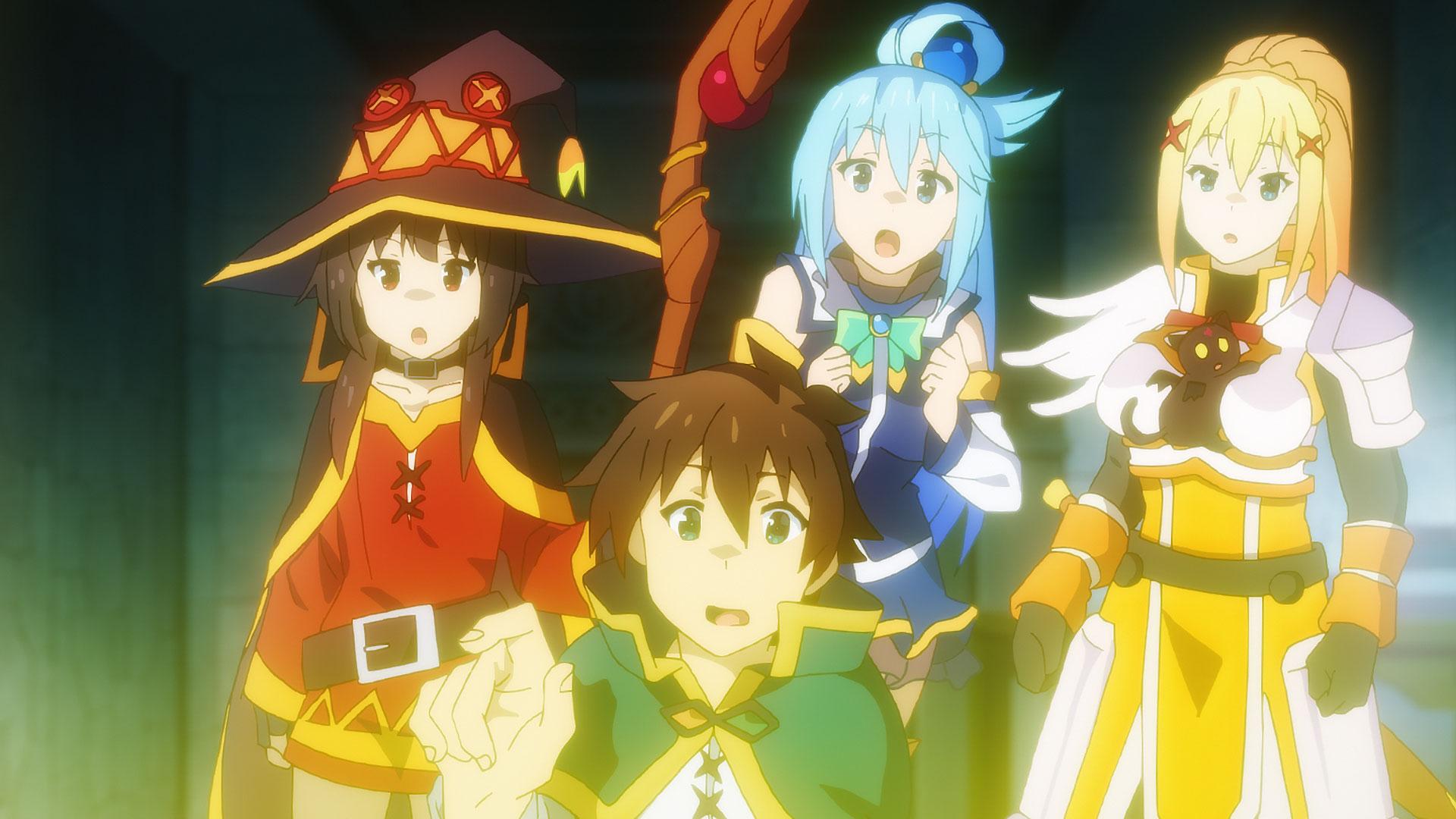 この素晴らしい世界に祝福を!2 OVA「この素晴らしい芸術に祝福を!」