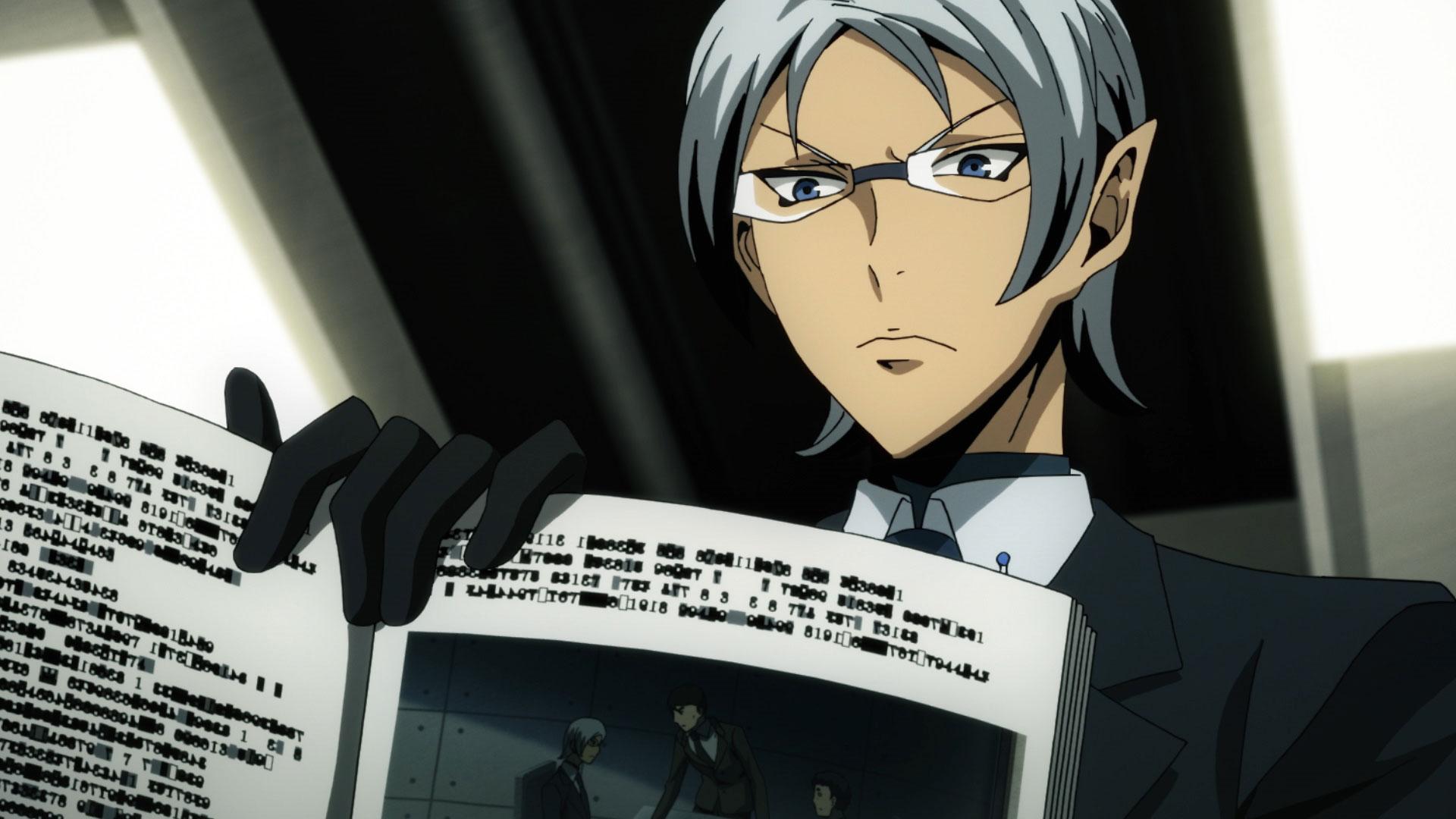警視庁 特務部 特殊凶悪犯対策室 第七課 -トクナナ-(OVA)