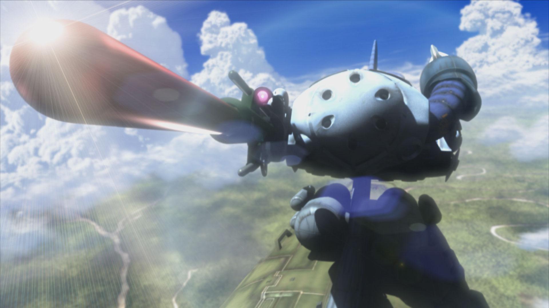 機動戦士ガンダム MSイグルー −黙示録0079−
